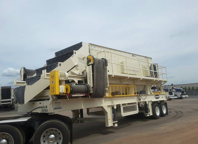 2016 Superior 6203-32 Screening Plant For Sale
