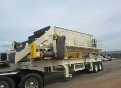Screening Plant For Sale:  2016 Superior 6203-32