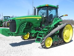 Tractor For Sale 2004 John Deere 8220T , 190 HP