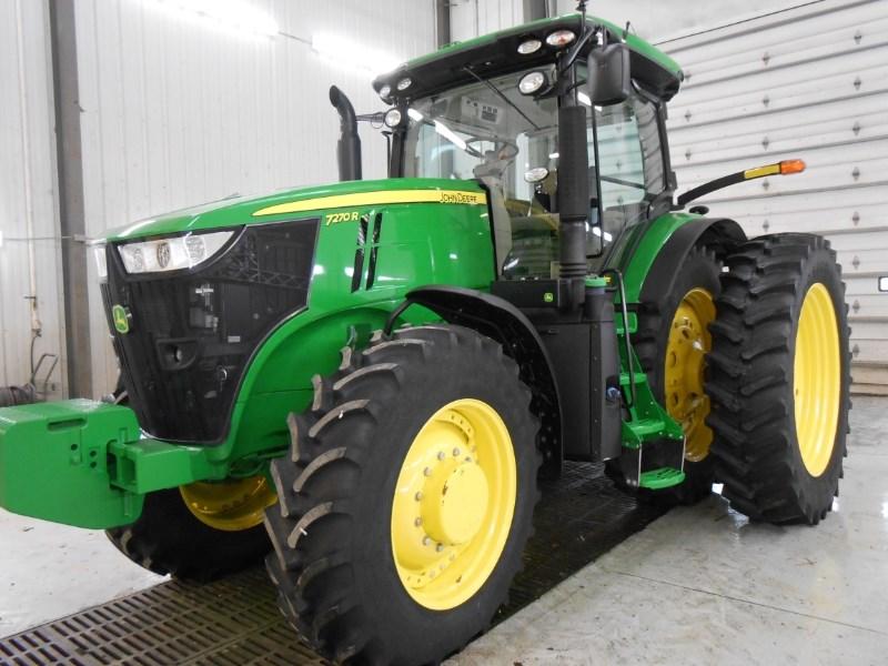 2014 John Deere 7270R Tractor For Sale