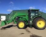 Tractor For Sale: 2011 John Deere 7215R, 215 HP