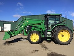 Tractor For Sale:  2011 John Deere 7215R , 215 HP