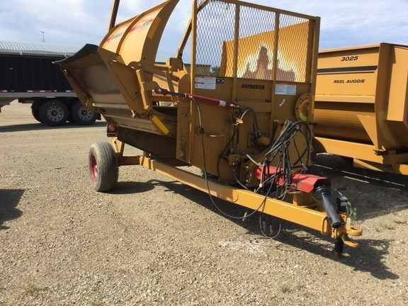 2011 Haybuster 2650 Tub Grinder - Feed/Hay For Sale