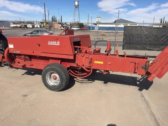 Case IH SBx540 Baler-Square For Sale