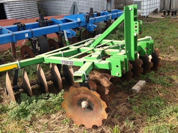 2012 Frontier DH1396 Disk Harrow For Sale