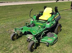 Riding Mower For Sale:  2011 John Deere Z720A , 25 HP