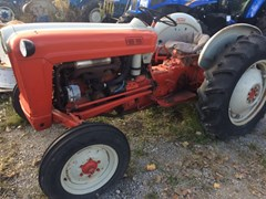 Tractor For Sale:  1959 New Holland 631