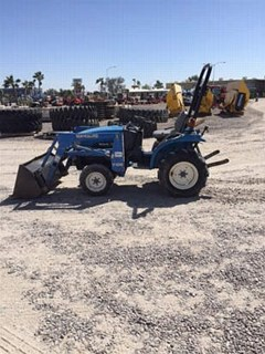 Tractor For Sale:  2002 New Holland TC21D 4WD