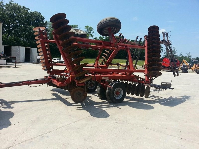 Case IH 3950 Disk Harrow For Sale