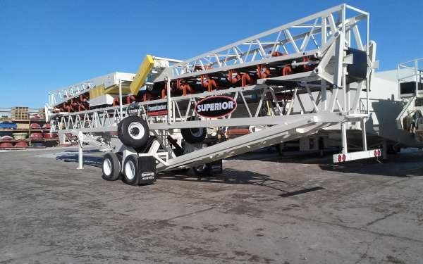 2016 Superior 30X110PS Conveyor - Stacking For Sale
