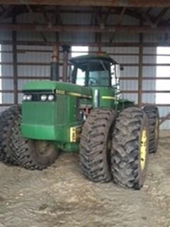 Tractor For Sale:  1984 John Deere 8650 , 240 HP