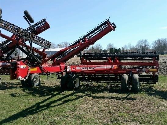 2013 Unverferth ROLLING HARROW 1225 Tillage For Sale