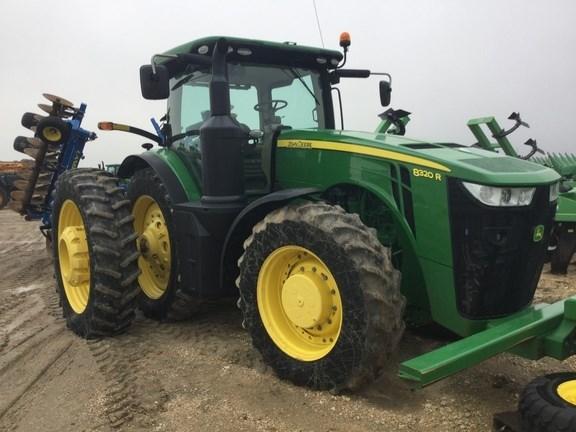 2014 John Deere 8320R Tractor For Sale