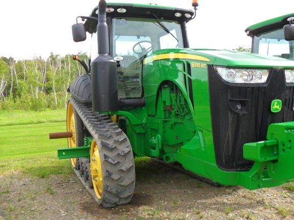 2013 John Deere 8335RT Tractor For Sale