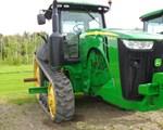 Tractor For Sale: 2013 John Deere 8335RT, 335 HP