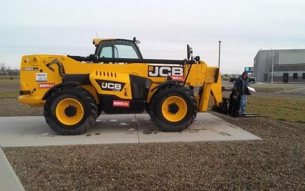 2013 JCB 550-170 Forklift For Sale