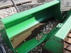 Front End Loader Attachment For Sale John Deere BW14263