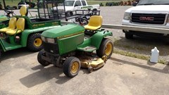 Riding Mower For Sale:  1998 John Deere 425 , 25 HP