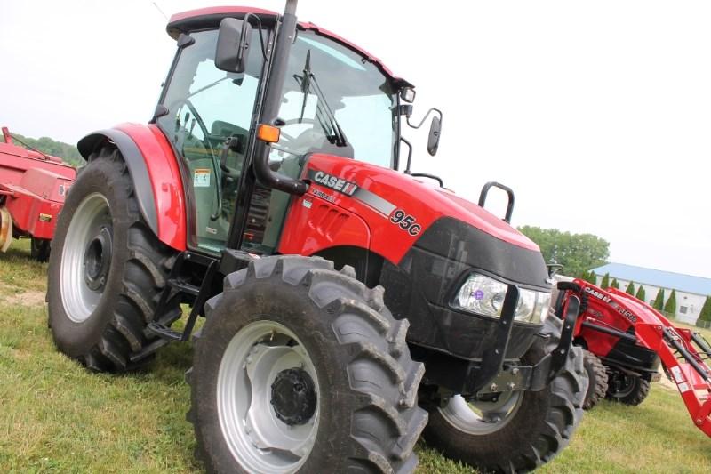 2014 Case IH Farmall 95C Tractor For Sale