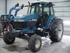 Tractor For Sale 1995 New Holland 8770 , 160 HP