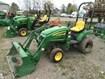 Tractor For Sale:  2006 John Deere 2305 , 24 HP