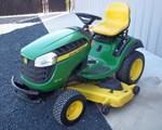 Riding Mower For Sale: 2013 John Deere D170, 26 HP
