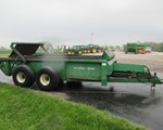 Manure Spreader-Dry/Pull Type For Sale: 2007 Pik Rite 790