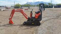 Excavator-Track :  Kubota K008
