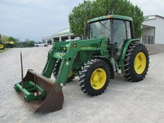 Tractor For Sale:  1999 John Deere 6310 , 99 HP