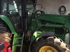 Tractor For Sale:  2004 John Deere 6420 Cab , 100 HP