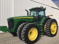 Tractor For Sale 2003 John Deere 8520 , 305 HP
