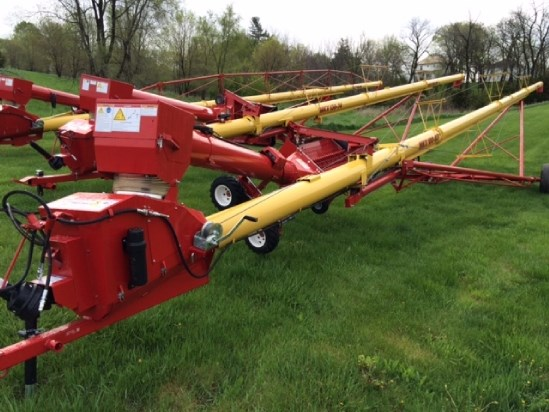 Westfield MKX100-83 W/ELECT. POWER SWING Auger-Portable For Sale