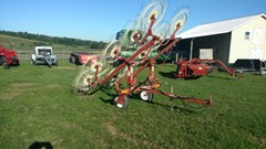 Hay Rake-Unitized V Wheel For Sale H & S V10
