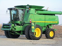 Combine For Sale 2011 John Deere 9770