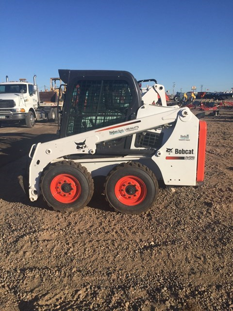 Bobcat S450 T4 Skid Steer