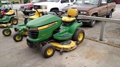 Riding Mower For Sale:  2007 John Deere X324 , 22 HP