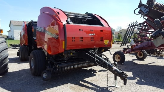 2014 Case IH RB565 5X6 Baler-Round For Sale