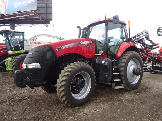 2014 Case IH 260 MAGPS Tractor For Sale