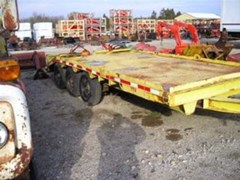 Utility Trailer For Sale:  1981 Tiger TRAILER
