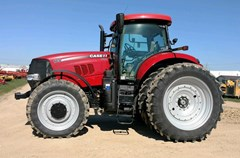 Tractor For Sale 2014 Case IH PUMA 185 , 185 HP