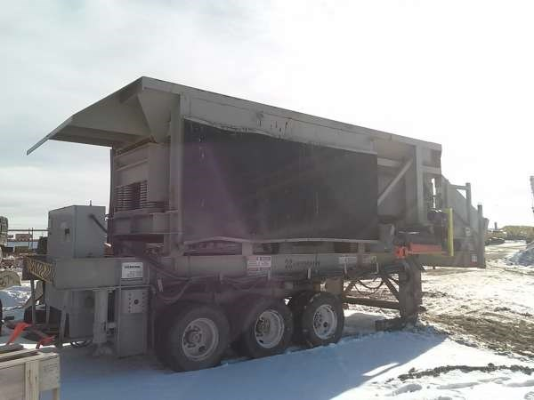 2014 Lippman 6224 Rip Rap Plant For Sale