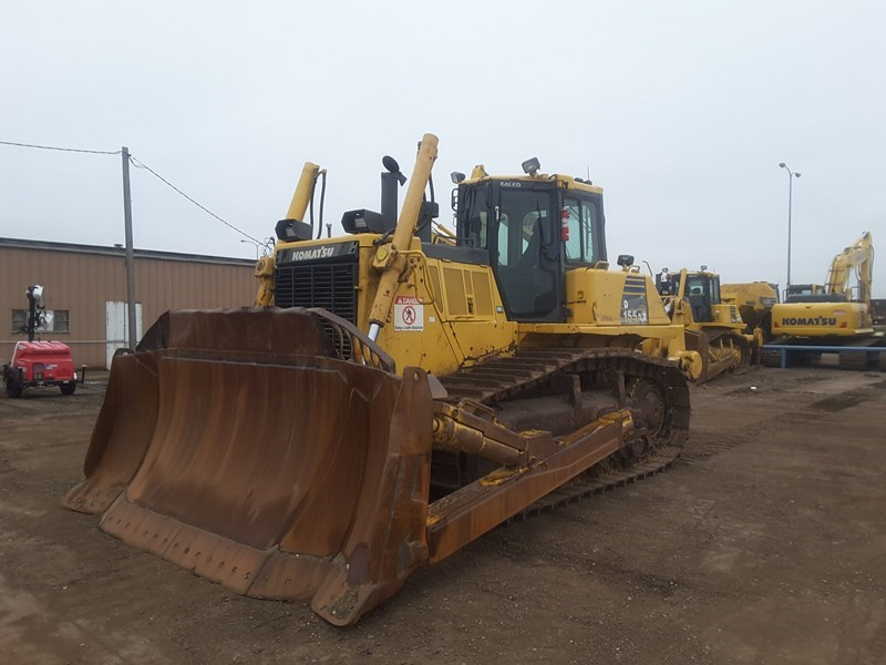 2007 Komatsu D155AX-6 Crawler Tractor For Sale