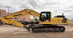 Excavator For Sale:  2008 Komatsu PC300LC-8