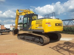 Excavator For Sale:  2016 Kobelco SK210LC-9