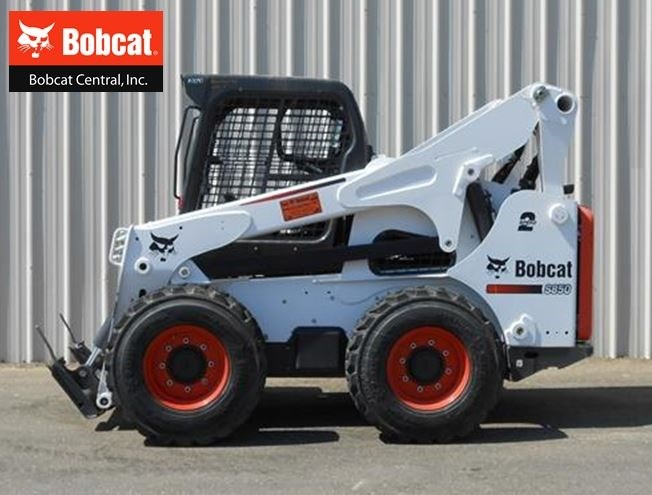 2013 Bobcat S850 Skid Steer For Sale