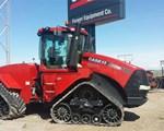 Tractor For Sale: 2011 Case IH STEIGER 500 QUADTRAC, 500 HP