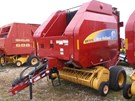 Baler-Round For Sale:  2009 New Holland BR7070 4X6 NET