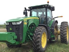 Tractor For Sale 2014 John Deere 8295R , 295 HP