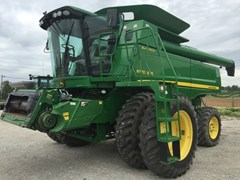 Combine For Sale:  2009 John Deere 9770 STS