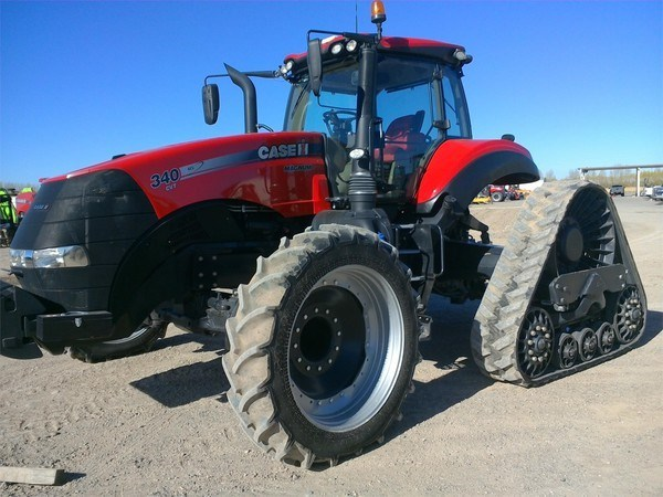 2015 Case IH MAGNUM 340 ROWTRAC CVT Tractor For Sale